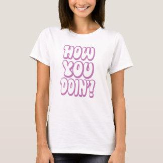 T-shirt Comment vous Doin ?