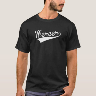 T-shirt Commerçant de tissus, rétro,