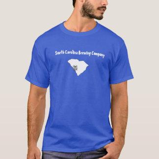 T-shirt Compagnie de brassage de la Caroline du Sud