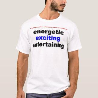T-shirt Compagnie de Shakespeare de chesapeake énergique,