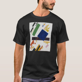 T-shirt Composition en Suprematist par Kazimir Malevich