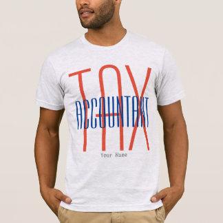 """T-shirt """"Comptable d'impôts """""""