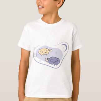T-shirt Compte des moutons