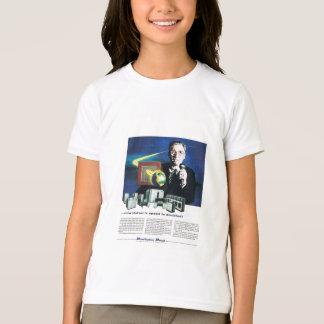T-shirt - Compuer vintage - 1957