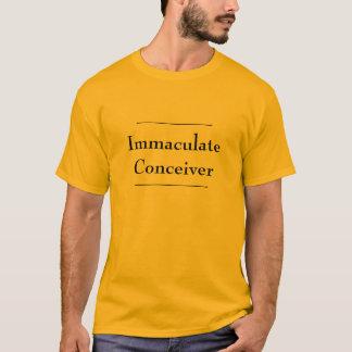 T-shirt Conceiver impeccable