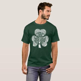 T-shirt Conception chanceuse Irlande Eire de shamrock