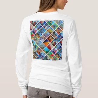 """T-shirt Conception de collection d'ART """"d'amour de la"""