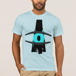 T-shirt Conception de Kickass Illuminati