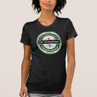 T-shirt Conception de technologie de vétérinaire vendredi