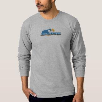 """T-shirt Conception de """"vagues"""" de Provincetown"""