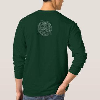 T-shirt Conception fraîche de bobine de pêche de mouche