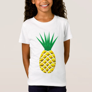 T-Shirt Conception tropicale moderne d'ananas