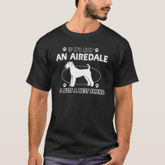 T-shirt conceptions drôles d'AIREDALE