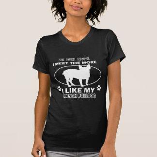 T-shirt Conceptions drôles de bouledogue français