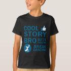 T-shirt Conceptions fraîches de break dance