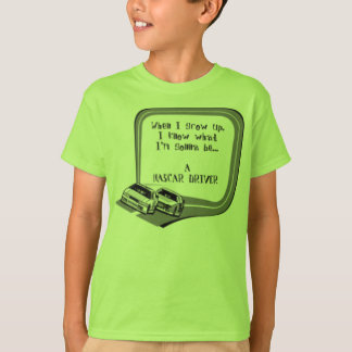 T-shirt Conducteur de Nascar