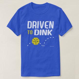 """T-shirt """"Conduit à la chemise de Dink"""" Pickleball"""