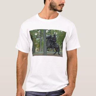 T-shirt confédéré du Général Longstreet Gettysburg