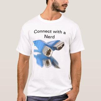 T-shirt Connexion d'USB