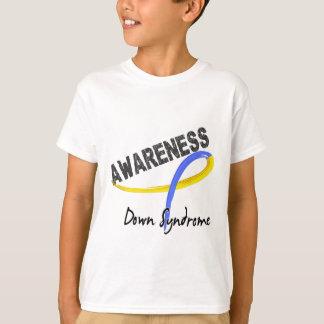 T-shirt Conscience 3 de syndrome de Down
