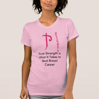 T-shirt Conscience de cancer du sein