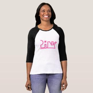 T-shirt Conscience de cancer du sein commémorative