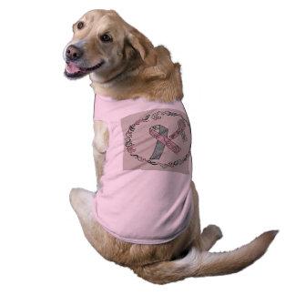 T-shirt Conscience métastatique de cancer du sein