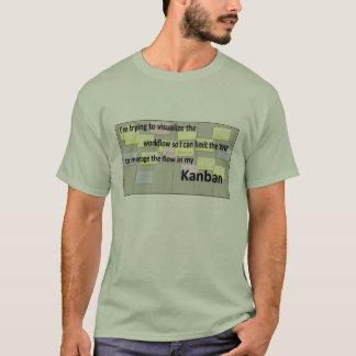 T-shirt Conseil agile de Kanban
