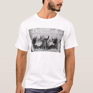 T-shirt Consultation de choléra au comité central de