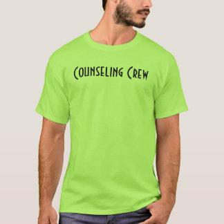 T-shirt consultation de la chemise intra-muros d'équipage