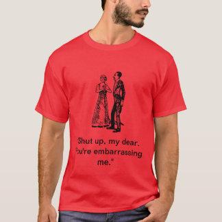 T-shirt Consultation de peine