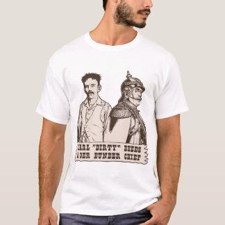 T-shirt Contrats sales et chef de Der Dunder