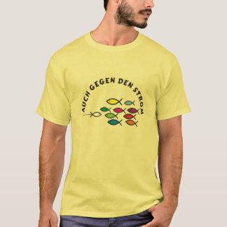 T-shirt Contre l'électricité