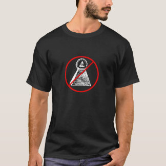 T-shirt Contre OS Illuminati