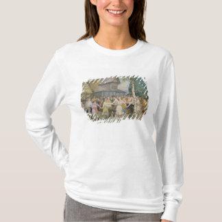 T-shirt Contredanse, 1917-22