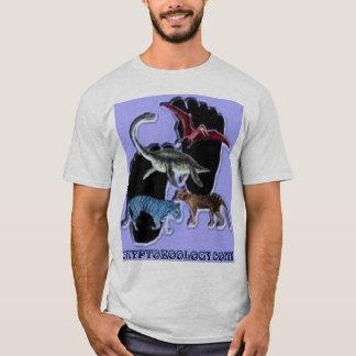 """T-shirt Contrôle de Cryptozoology """"votre croyance pièce en"""
