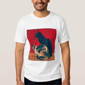 T-shirt : Conversations de Les par Theophile