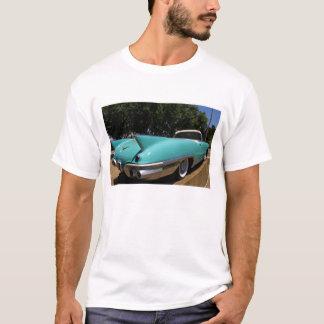 T-shirt Convertible vert de Cadillac d'Elvis Presley