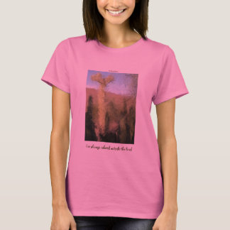 T-shirt Copie de la vie de désert