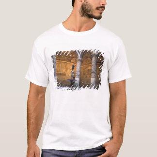 T-shirt Copie de Putto avec le dauphin par le del d'Andrea
