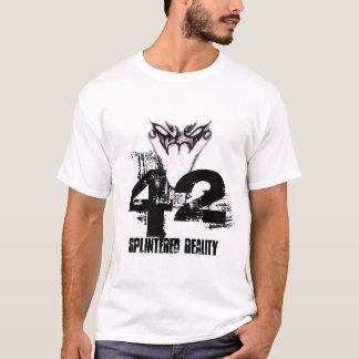 T-shirt copie de rondin de warhound, 42, réalité brisée