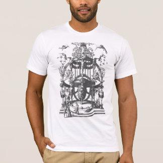 T-shirt copie du 16ème siècle d'ornement