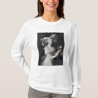 T-shirt Copie d'un portrait de Marie-Antoinette