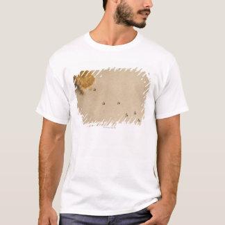 T-shirt Copies de chien sur le tapis
