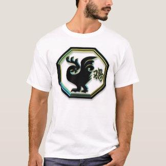 T-shirt Coq chinois de ~ de zodiaque