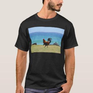 T-shirt Coq de Kauai