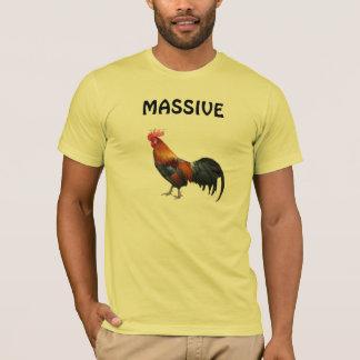 T-shirt … Coq massif