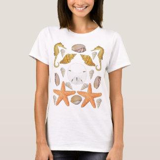 T-shirt Coquilles en abondance