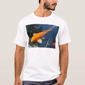 T-shirt Corail de Koi et le ton pluriel