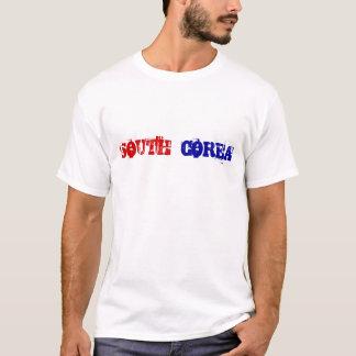 T-shirt Corea du sud